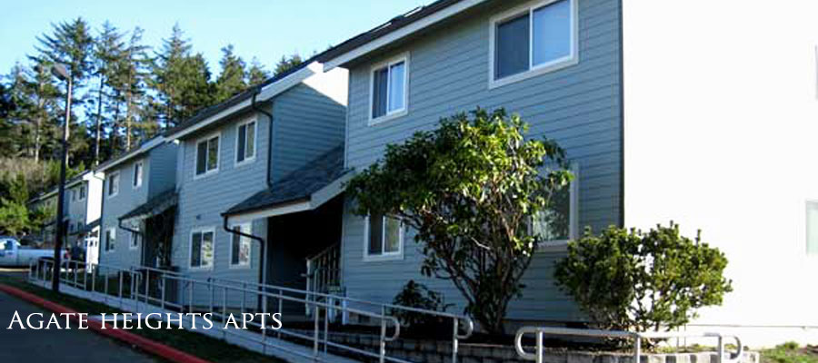 Housing Authority of Lincoln County, Newport, Oregon - Low income