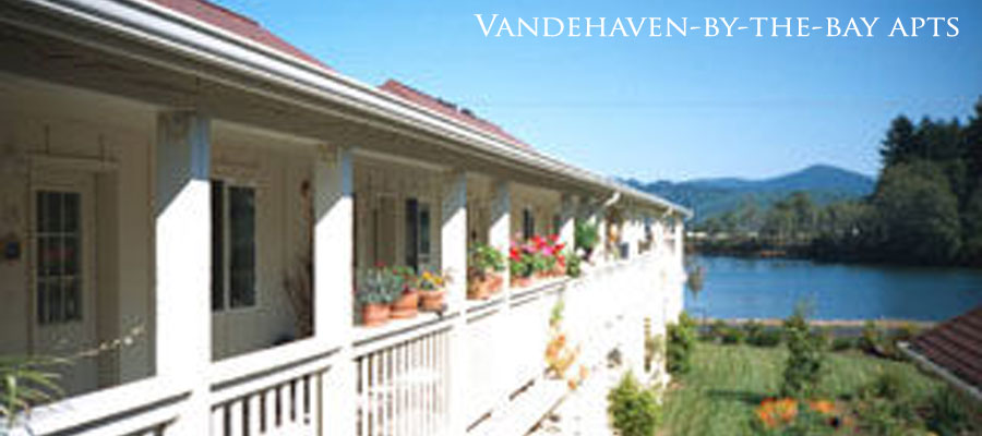 Vandehaven-by-the-Bay Apartments, Housing Authority of Lincoln County