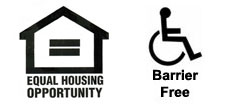 Equal Housing Opportunity, Barrier Free, Housing Authority of Lincoln County